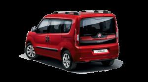 Rent a Car en VoltenCar Tenerife Fiat Doblo 7 plazas